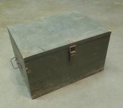 SA 120 mm heittimen tarvikelaatikko, ylijäämä