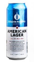 Stadin Panimo American Lager, olut