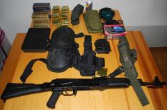 Mil-Tec-aselaukku koetuksella – pääseekö SRA-treeneihin yhdellä laukulla