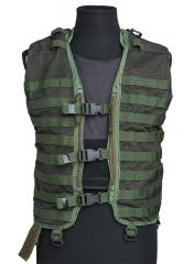 Dutch modular vest, olive, surplus