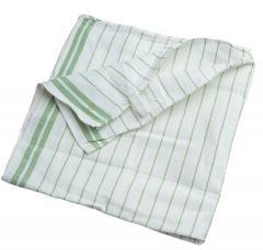 Czech dish towel, white, surplus