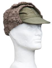 US M51 winter cap, olive, surplus
