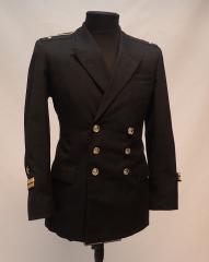 CCCP laivaston kansitakki, yliluutnantti, 46-2