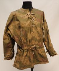 Wehrmacht camouflage smock, Sumpftarn, repro, used