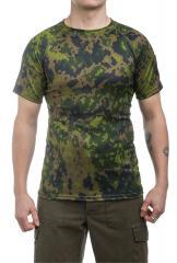 Särmä TST Coolmax T-shirt, M05 woodland camo