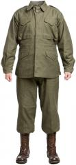 US field uniform M-1943, olive drab, reproduction