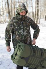 Särmä TST Softshell Jacket, M05 winter camo
