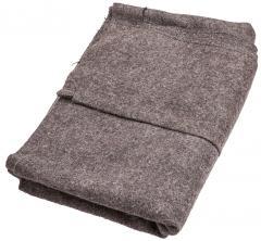 East Bloc wool blanket, gray, surplus