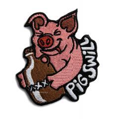 Särmä Pig Swill moraalimerkki