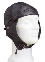 Mil-Tec leather flying cap