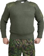 Finnish M83 officer's sweater