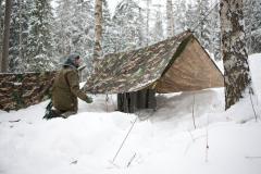 Riippumattoilu talvella