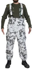 Inttistore M05 snow camo trousers