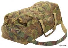 Hollantilainen keikkalaukku, 75 l, DPM, ylijäämä