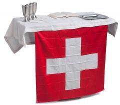 Sveitsiläinen kenttäalttari, ylijäämä