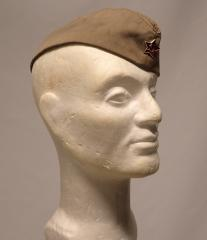 Soviet side cap, surplus