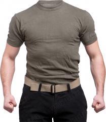 BW T-paita, oliivinvihreä, ylijäämä
