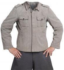 Finnish M36 summer tunic, surplus