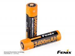 Fenix ARB-L18 18650 3400 mAh akkuparisto