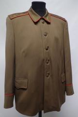 CCCP upseerin takki, kenraalimajuri