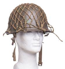 SADF M63 teräskypärä verkolla