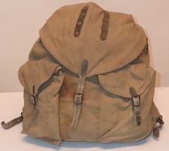 SA sipulisäkkireppu, sota-ajan malli #4