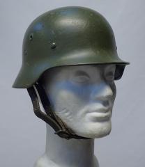 SA/Saksalainen M35 teräskypärä #1