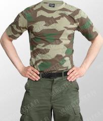 Mil-Tec T-shirt, Splintertarn