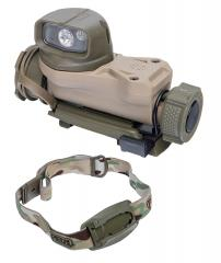 Petzl Strix VL Tactical otsalamppu