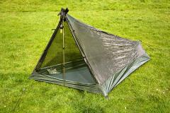 DD SuperLight Pathfinder Mesh Tent -hyttysteltta