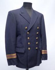 SA laivaston kansitakki, ylijäämä