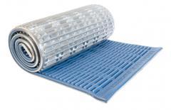 Therm-A-Rest RidgeRest Solar, Silver/Blue, Large