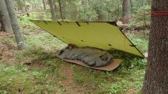 Therm-A-Rest ProLite 4 Military R makuualusta.
