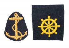 SA laivaston koulutushaaramerkki, ylijäämä