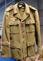 Wehrmacht DAK asetakki, repro, käytetty, Medium
