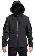 Särmä Softshell-takki, musta