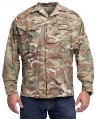 Brittiläinen Barracks shirt, MTP, ylijäämä