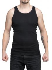 Särmä Sleeveless Shirt, black