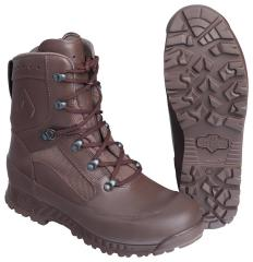 Haix Boot Combat High Liability Female, ruskea, 2. laatu