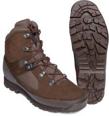 Haix Boot Desert Combat High Liability, matalampi, ruskea, 2. laatu