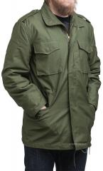 Tru-Spec M65 field jacket, with liner, olive drab