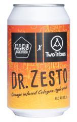 Maku x Two Tribes (UK) Collaboration Dr.Zesto Kölsch