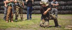 Polenar Tactical kiväärikurssi Lopella 7.4.2019