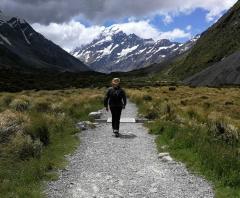 Road trip Uudessa-Seelannissa