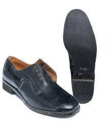 Venäläiset miesten kengät, ylijäämä