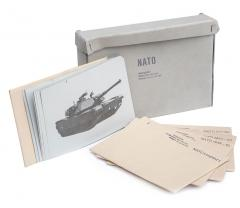 Sveitsiläinen panssarivaununtunnistamiskorttipakkasetti, ylijäämä