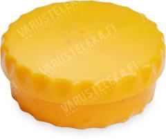 Austrian butter can, plastic, surplus