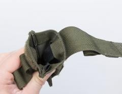Blackhawk Open Top Single Pistol Mag Pouch, vihreä, ylijäämä.