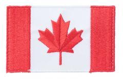 Särmä TST Kanadan hihalippu, 77 x 47 mm