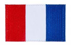 Särmä TST Ranskan hihalippu, 77 x 47 mm